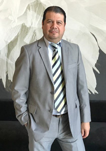 General Manager Rafael Villanueva